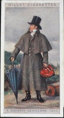 no.46 A Country Gentleman 1820 englische Stunden Kostüme W. D. & H. D. - Englisch Gentleman Kostüm