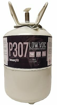 Tensorgrip P307 Low Voc Canister Spray Adhesive 7 Liters