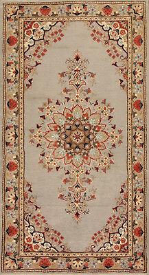 Alfombra Oriental Auténtico Persa Hecha a Mano Núm 4508 (145 x 80)...