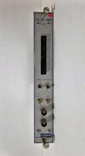 Canberra Delay Amplifier Model 1457
