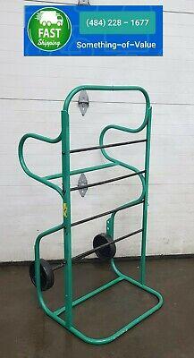 Greenlee 911 Wire Reel Cart Dispenser 1