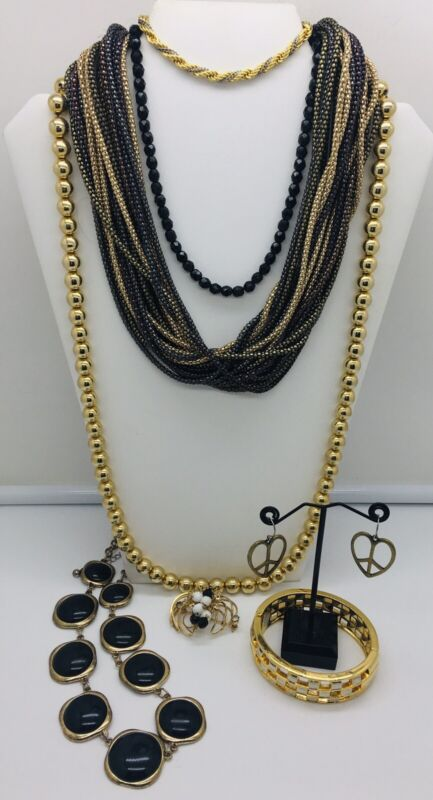 Vintage To Now Estate Jewelry Lot #43