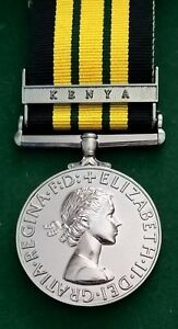 Africa General Service Medal KENYA clasp Copy