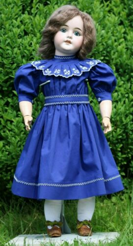 Dress for antique doll