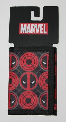 Deadpool Trifold Wallet by Bioworld