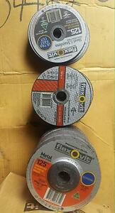 "Brand new 5"" Grinding and cutting discs Tamworth Tamworth City Preview"