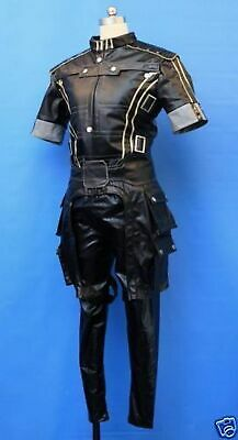 Mass Effect 3 Male Uniform Ver 2 Cosplay Costume Custom - Mass Effect Cosplay Kostüm