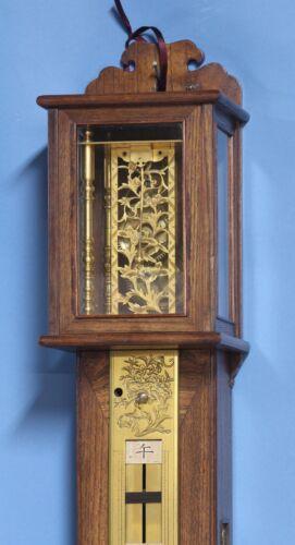 Mid 19th century Massive Japanese Striking Stick Clock.