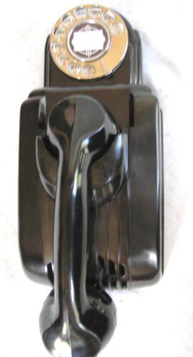 BEAUTIFUL STROMBERG CARLSON 1211 ART DECO BAKELITE RESTORED ANTIQUE TELEPHONE