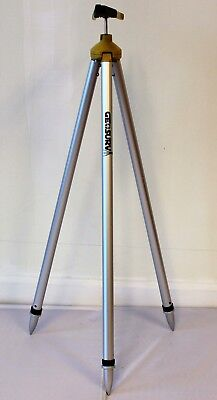 Alligator Clamp Tripod Holds Prism Gps Pole Seco Leica Cst Topcon Trimble Survey