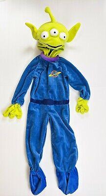 Disney Store Toy Story Alien Green Halloween Costume - Aliens Toy Story Kostüm