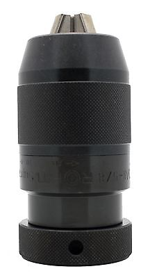 Rohm Supra-i Heavy Industrial Keyless Drill Chuck 18 - 58capacity Jt6 Mount