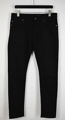 TIGER OF SWEDEN / JEANS EVOLVE FOREVER Men's W33/~L32* Black Slim Jeans 36331-GS