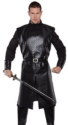 Medieval King of Arms Costume Deluxe Jon Snow Nights Watch Game Thrones