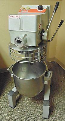 Mixer 30 Qt. Ditodean Em30 Dough Mixer 115v Commercial With Bowl 1phase