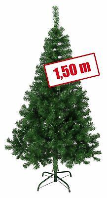 Árbol de Navidad 150cm Verde Abeto Árbol Artificial Abeto Árbol