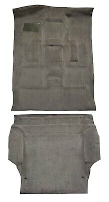 New! 2000 - 2006 Chevy Tahoe 4 Door MOLDED CARPET Set w Padding Choose Color