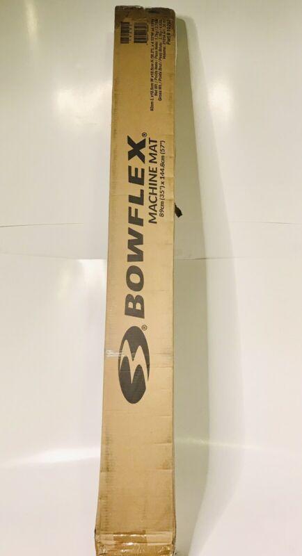 "Bowflex Fitness Equipment Mat Workout 35""x57"" Original Box Never Used READ"