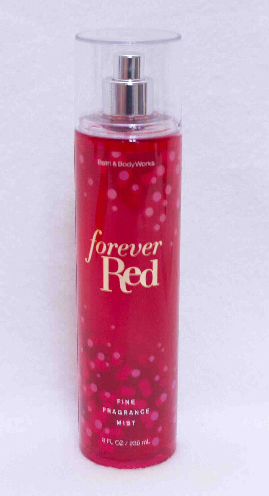 Bath and Body Works FOREVER RED Fine Fragrance Mist 8 Fluid