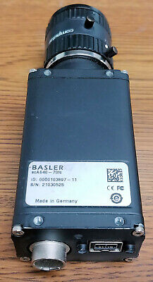 Basler Sca640-70fc Industrial Camera