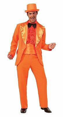 Forum Novelties Orange Abiball Smoking Dümmer Erwachsene Herren Halloween - Forum Novelties Kostüm