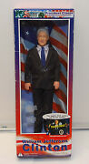 Bill Clinton Talking Doll