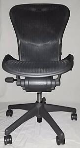 Herman Miller Aeron Chair Burwood Burwood Area Preview