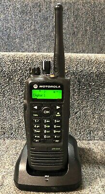Motorola Xpr6550 Uhf Digital Dmr Mototrbo Radio 430-470 Good Buy 1 To 7 Units