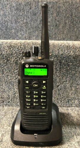 Motorola XPR6550 UHF Digital DMR MotoTrbo Radio 403-470 GOOD Buy 1 to 7 units