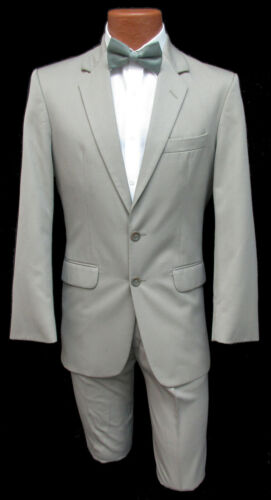 Boys Size 6 Tan Catalina Suit Jacket with Pants Formal Church Wedding Ringbearer