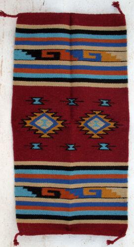 Wool Rug HIM40-423 Hand Woven Southwest Southwestern Area Rug 20 X 40
