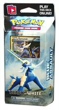 Pokemon TCG Black & White, Samurott Blue Assault Theme Deck, New and Sealed