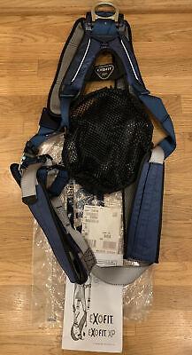 3m Dbi Sala Exofit Xp Vest-style Harness Small 1110100 310 Lb Capacity-fast