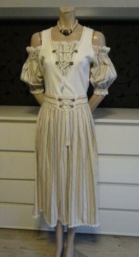 German Austrian Authentic Trachten Skirt Top Outfit 6-8