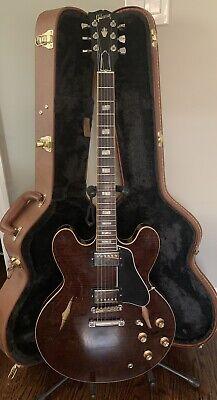 Gibson ES335 Figured Walnut