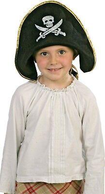 Piratenhut Kostüm Pirat Kinder Hut - Piraten Hut Kostüm
