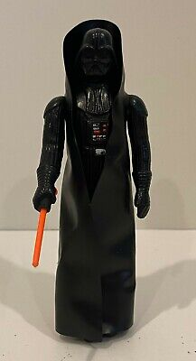 1977 Kenner STAR WARS Darth Vader Loose Action Figure w/ Pop Up Lightsaber