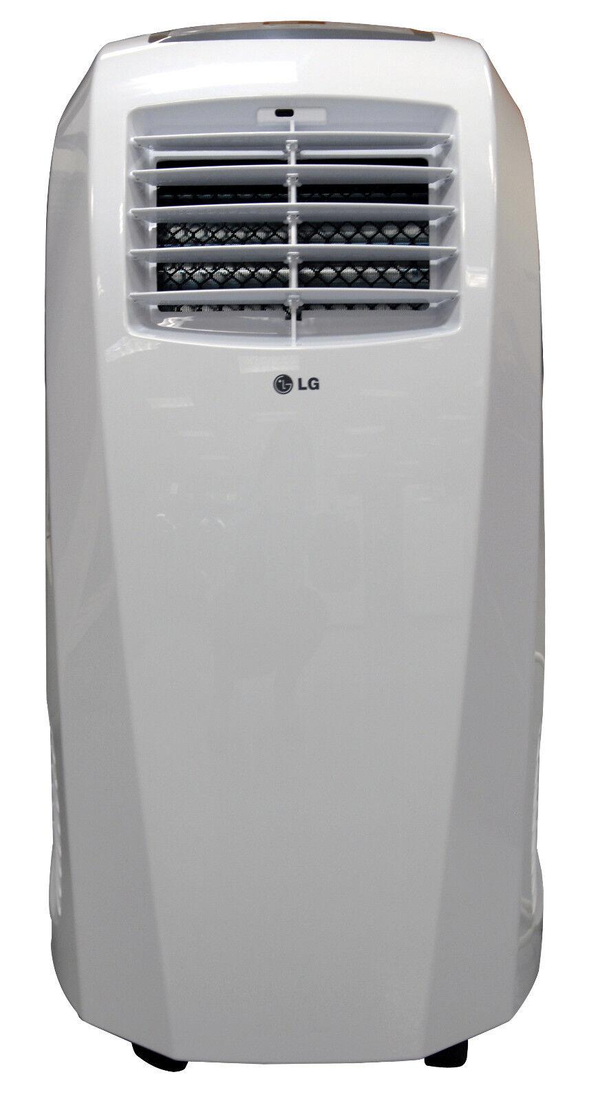 Lg Lp1015wnr 10 000 Btu 110v Portable A C Remote