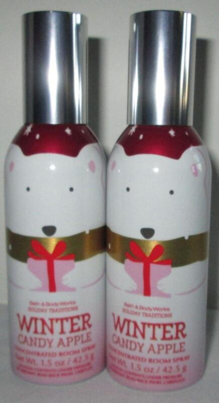Bath And Body Works Winter Candy Apple Spray Ebay