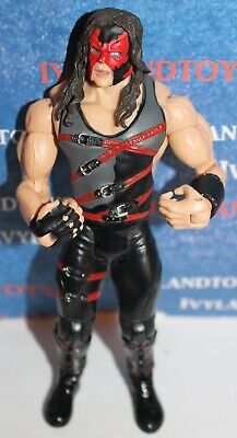 Masked Kane Wrestling Jakks WWE Ruthless Aggression Action Figure Series  for sale  Shipping to India