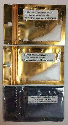 Estradiol-estrogen Female Hormone - 211g-free Shipping In Us 1 For Intl .