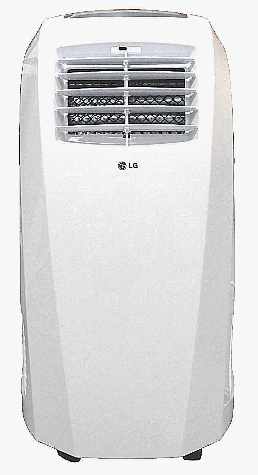 LG LP1015WNR - 10000 BTU 110V Portable A/C Remote Window Vent Kit Included