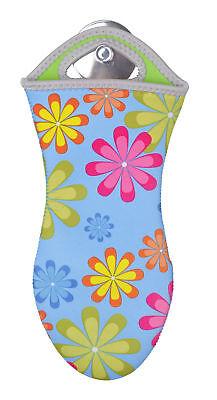 Wenko Topfhandschuhe Neopren Flower - 1 Paar Topflappen