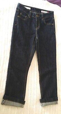 Jag Jeans Ladies 6 - dark denim crop