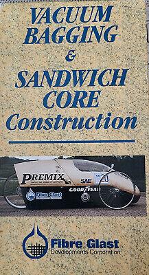Fibre Glast Vacuum Bagging Sandwich Core Construction Vhs