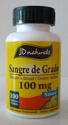 SANGRE DE GRADO (DRAGON'S BLOOD) x 100 Tablets)