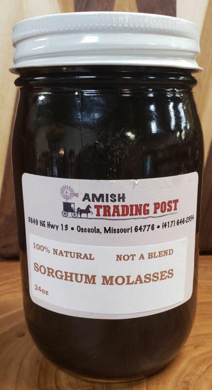 Sorghum Molasses - 24oz