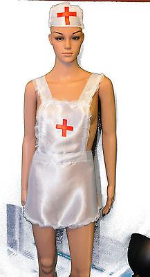 Sexy Hot Adult Naughty Nurse Uniform Fancy Dress Bedside Manner Costume - Fancy Dress Kostüm Männer