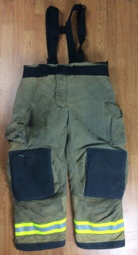 Globe Gxtreme Firefighter Bunker Turnout Pants 48 x 30  2011