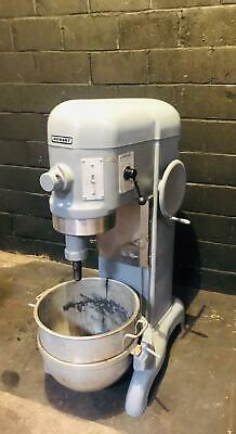 Hobart All Stainless H600 60 Quart Mixer W Bowl Paddle
